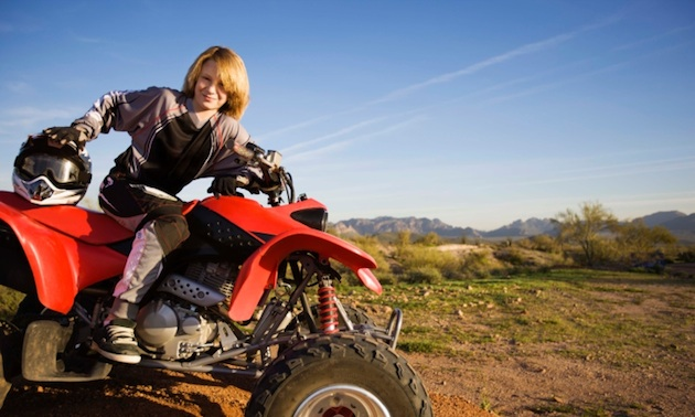 What To Wear on an ATV