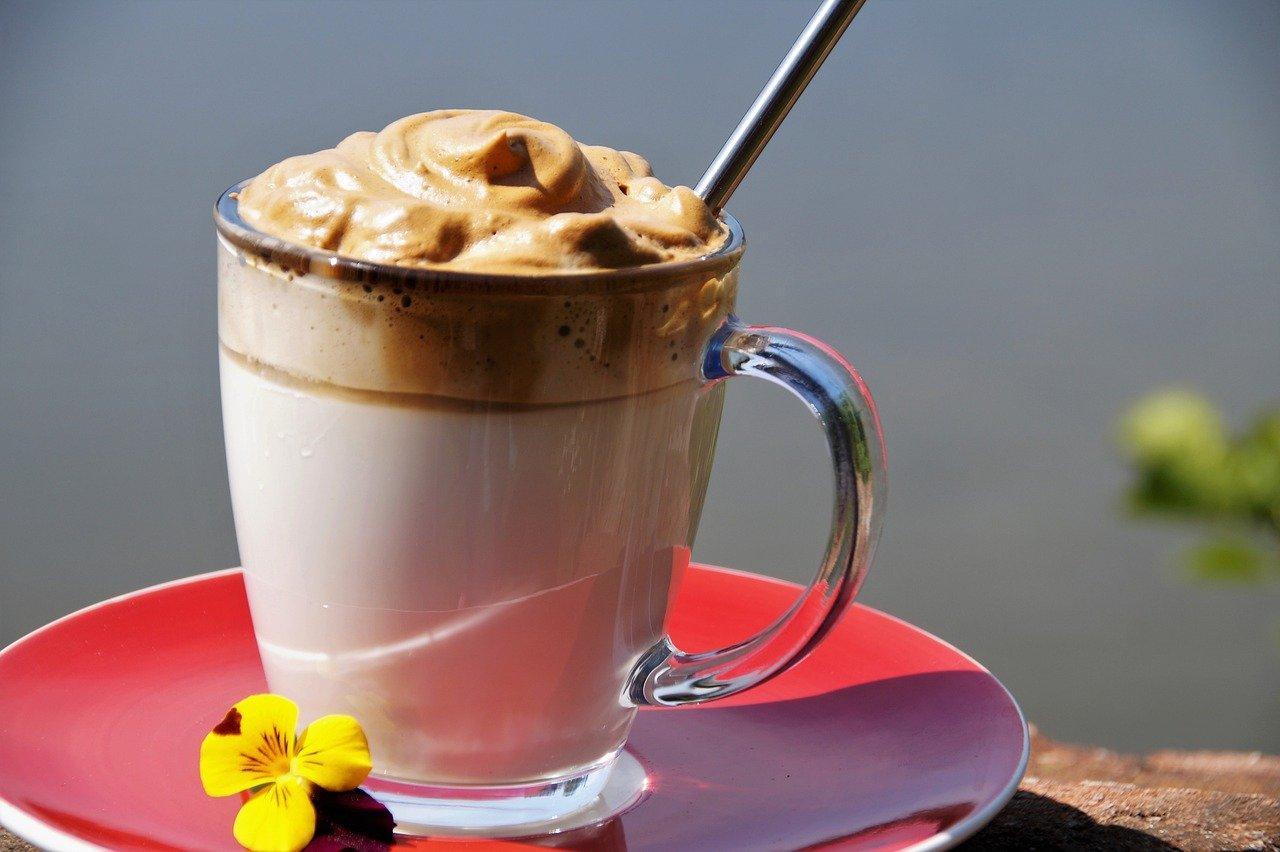 The Origin of Dalgona Coffee