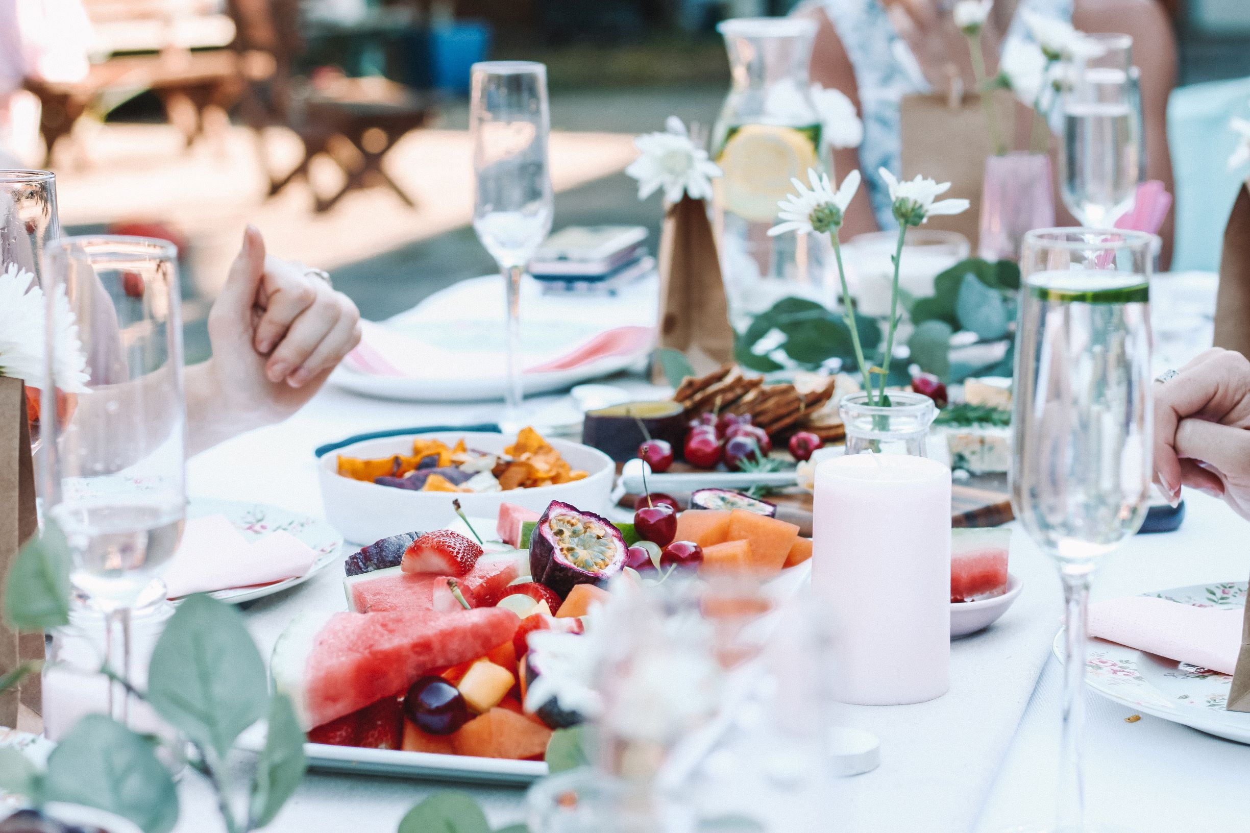 8 Tips For Hosting Your First Dinner Party